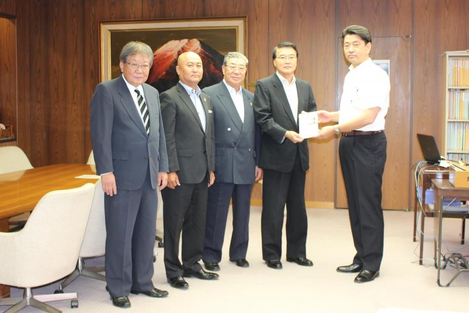 震災被害地熊本市を支援