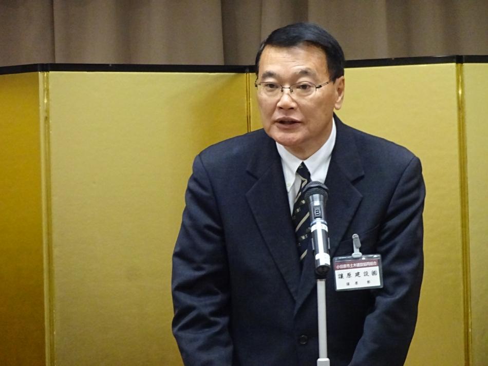 平成29年 賀詞交歓会を開催しました。