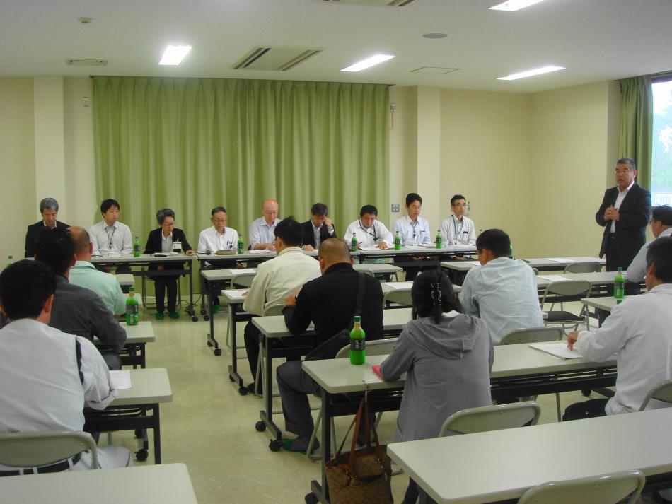 平成29年度の小田原市検査報告研修会を開催しました。
