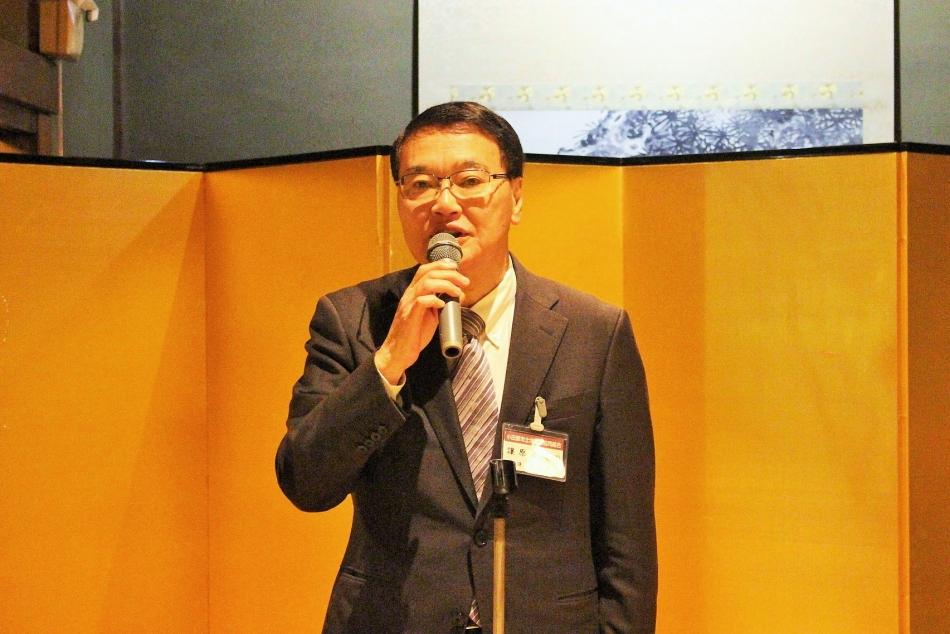 令和2年 賀詞交歓会を開催しました。